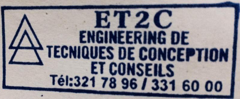 ENGINEERIG DE TECHNIQUE DE CONCEPTIONS ET CONSEILS