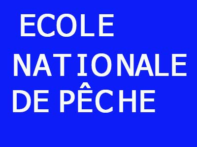 ECOLE NATIONAL DE PÊCHE