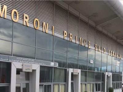 AEROPORT DE MORONI PRINCE SAID IBRAHIM ( HAH)