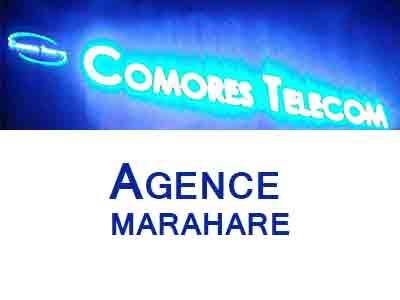 AGENCE COMORES TELECOM MARAHARE
