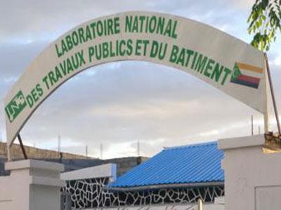 LABORATOIRE NATIONAL DES TRAVAUX PUBLICS ET DU BATIMENT