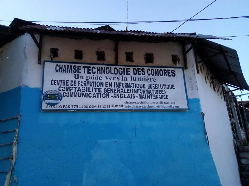 CHAMSI INFORMATIQUE