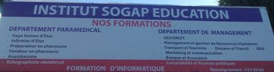 INSTITUT SOGAP EDUCATION