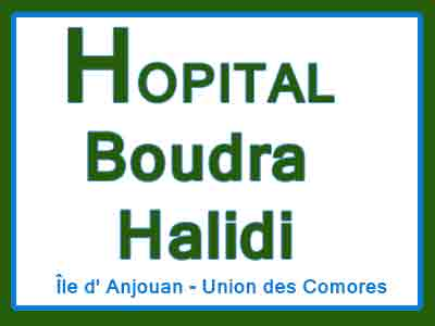 HÔPITAL BOUDRA HALID