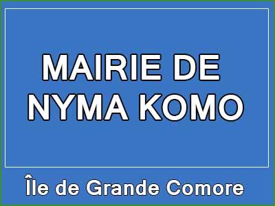 MAIRIE DE NYMAKOMO