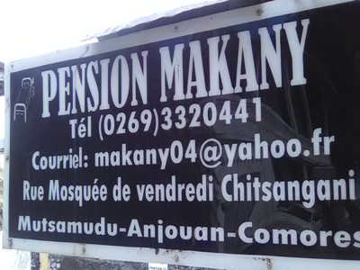 PENSION MAKANY
