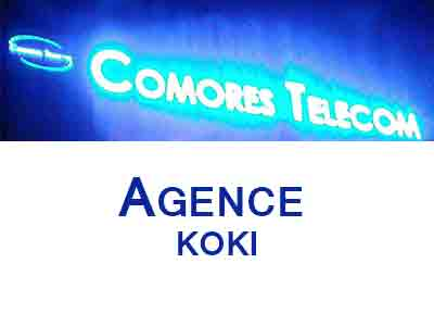 AGENCE COMORES TELECOM KOKI