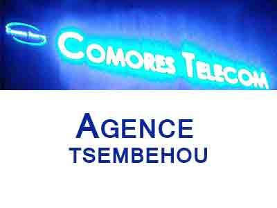 AGENCE COMORES TELECOM TSEMBEHOU