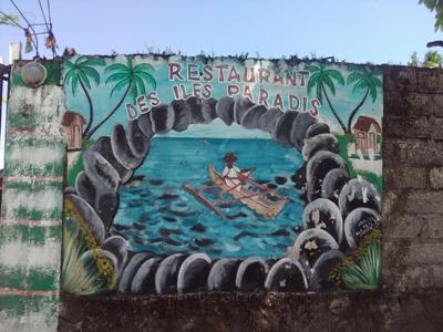 HOTEL -RESTAURANT DES ILES PARADIS