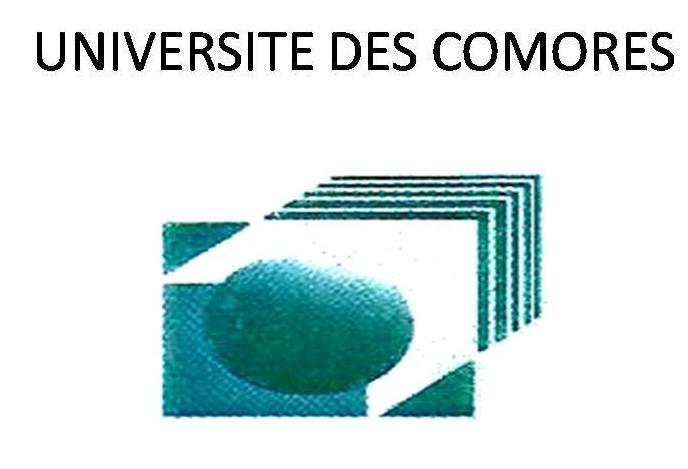 UNIVERSITE DES COMORES FACULTE IMAM CHAFIOU